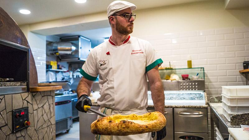 pizzaiolo Apud Jatum