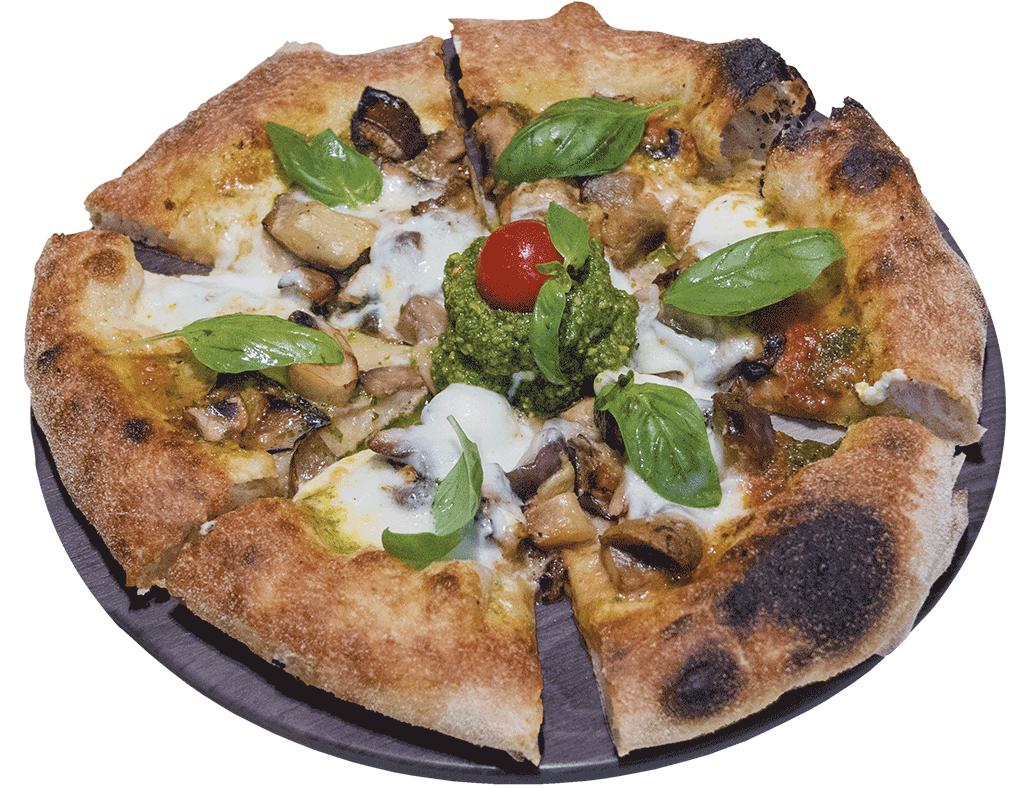 Sancipirellese, pizza Apud Jatum