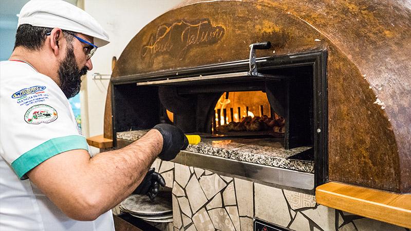 Alessandro Traina Forno Pizzeria Apud Jatum