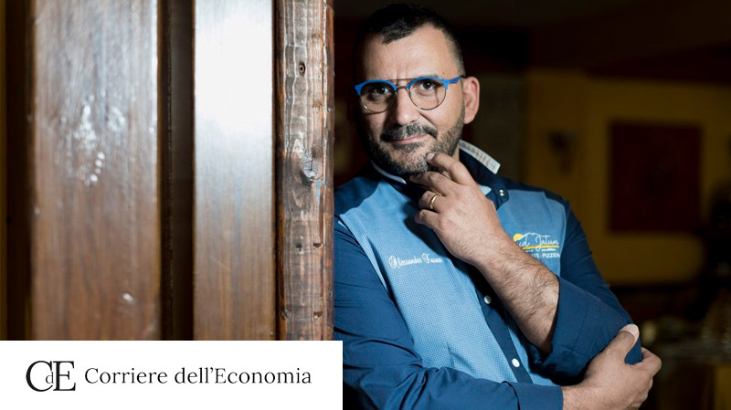 Articolo Apud Jatum su Corriere dell'Economia